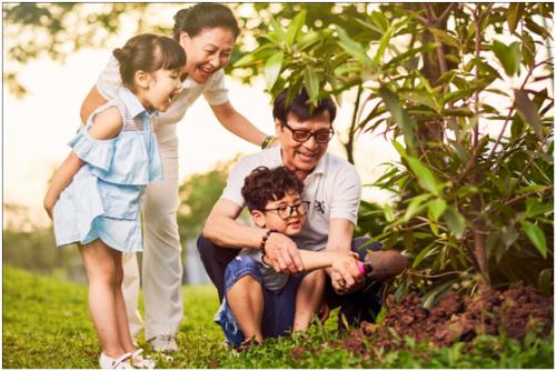 Cư dân Gamuda Garden có cơ hội tiếp cận phong cách sống cân bằng