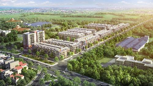 T&T Phố Nối - điểm nhấn bất động sản ven Hà Nội
