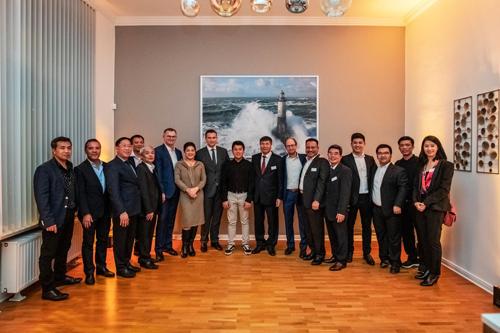 Công ty Aone Deutschland khai trương Ngôi nhà Việt tại Đức