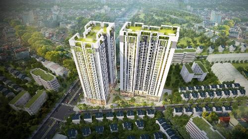 Bất động sản Nam Hà Nội sôi động nhờ lợi thế hạ tầng
