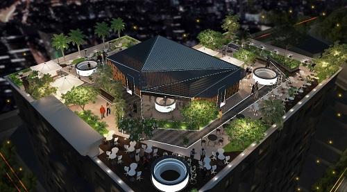4 điểm nhấn tại dự án Saigontel Central Park Bắc Giang