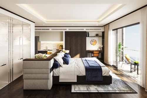 Điểm nhấn thiết kế tại Best Western Premier Sapphire Ha Long