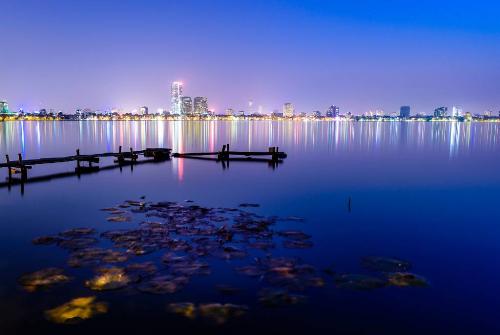 Kosmo Tây Hồ kiến tạo cuộc sống cao cấp ven hồ cho cư dân