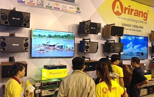 Sếp thương hiệu karaoke Arirang đua nhau bán sạch cổ phiếu (1)