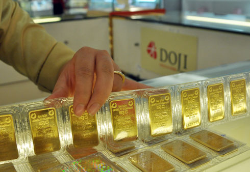 Giá USD và vàng SJC đi lên đầu tuần