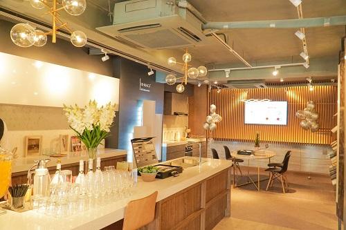 QH Plus hợp tác LG Hausys phân phối vật liệu hoàn thiện cao cấp