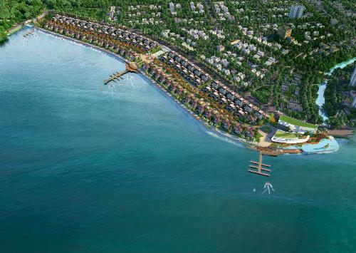 Ra mắt dự án Ha Tien Venice Villas