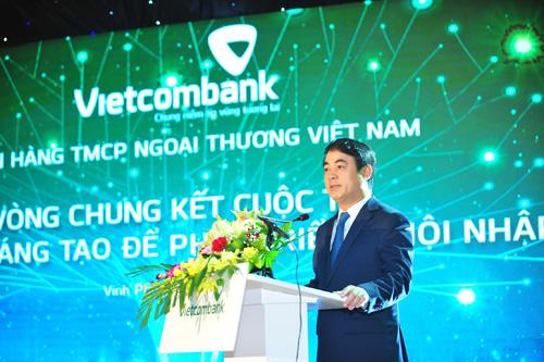 Vietcombank vinh danh 20 sáng kiến đổi mới, sáng tạo tiêu biểu