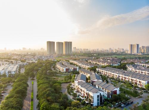 Nhu cầu sống xanh giữa cơn lốc đô thị hóa