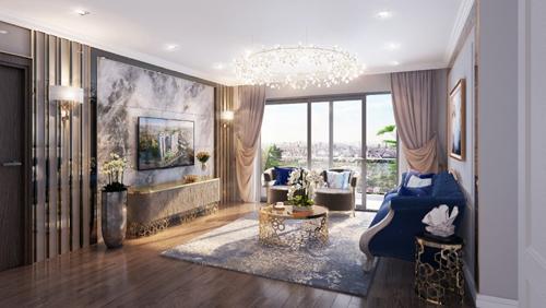 5 điểm lợi thế tại dự án chung cư cao cấp của Long Giang Land