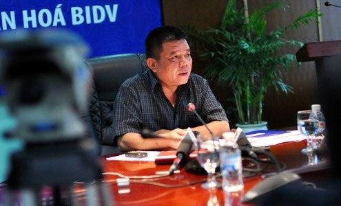 BIDV khẳng định mọi hoạt động không bị ảnh hưởng vì ông Trần Bắc Hà bị bắt