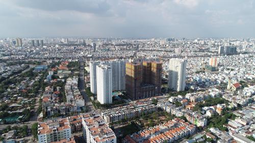 Chuyên gia địa ốc ủng hộ hạn chế dự án mới ở nội đô TP HCM