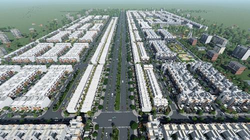 Ông Dũng Lò Vôi sắp mở bán khu dân cư Đại Nam 100ha