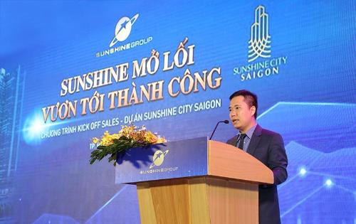 Sunshine Group kỳ vọng Sunshine City Sài Gòn sẽ là lựa chọn đắt giá của giới đầu tư cũng như người mua nhà Sài Gòn.