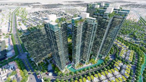 Dự án Sunshine City Sài Gòn tọa lạc tại lõi trung tâm khu đô thị Phú Mỹ Hưng.