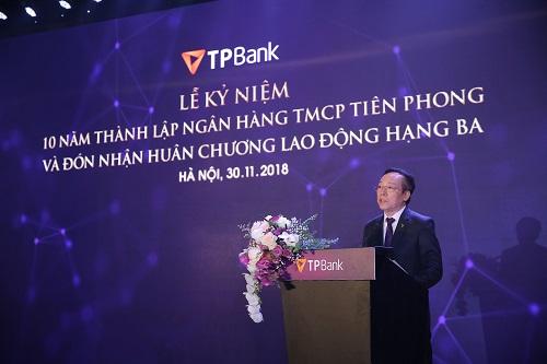 TPBank tăng trưởng khách hàng gấp 40 lần sau 10 năm
