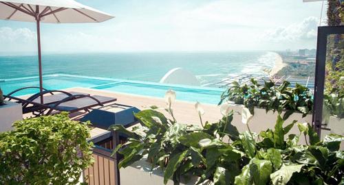 Dự án TMS Luxury Hotel Danang Beach tung ưu đãi dịp cuối năm