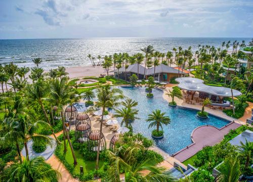 Phú Quốc có khu nghỉ dưỡng mới sang trọng hàng đầu thế giới