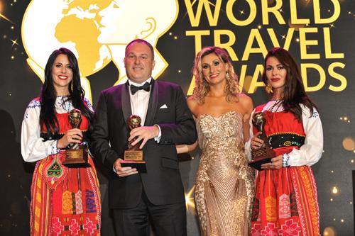InterContinental Phu Quoc Long Beach Resort giành 3 giải quốc tế