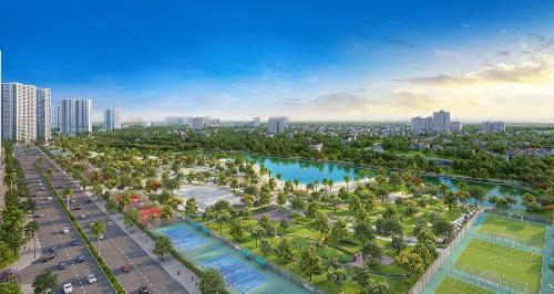 Ra mắt VinCity Sportia lấy ý tưởng từ 'thành phố thể thao'