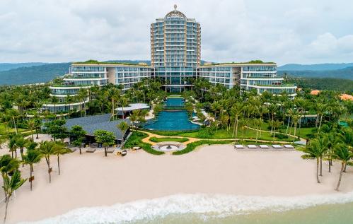 Khu nghỉ dưỡng 5 sao của BIM Group đạt giải du lịch quốc tế