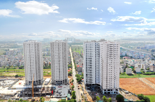 Mipec City View bàn giao căn hộ đúng tiến độ trong tháng 12