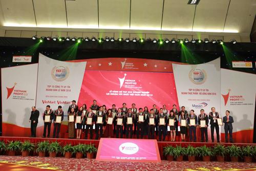Chicilon Media nằm trong bảng xếp hạng Profit500 của Vietnam Report