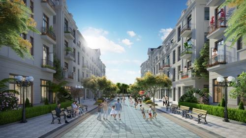 Vinhomes Thanh Hóa ra mắt phân khu mang kiến trúc Hy Lạp