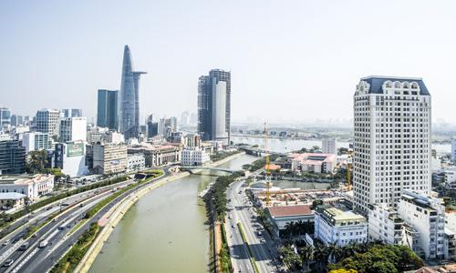 Savills: 'Căn hộ cao cấp trung tâm Sài Gòn hút khách'