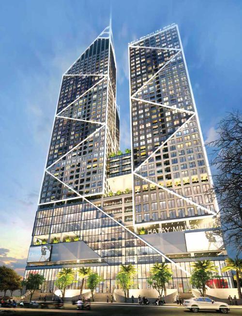 Sở hữu căn hộ trung tâm Hà Đông với 1,3 tỷ đồng