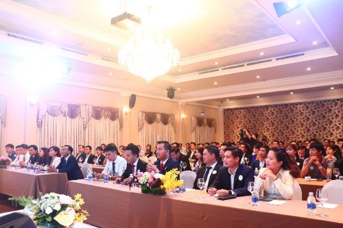 Đông Tây Land hợp tác với 63 đại lý để phân phối dự án Vincity tại TP HCM
