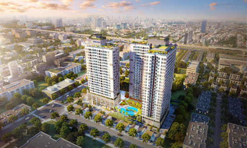 Chủ đầu tư Rivera Park Hà Nội trực tiếp thi công dự án