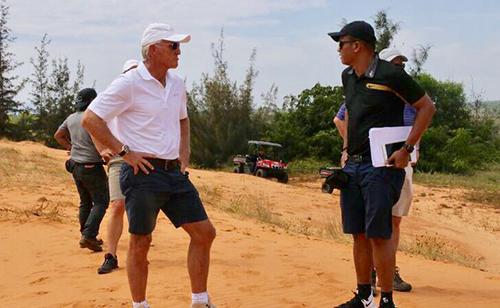 Novaland hợp tác với huyền thoại golf Greg Norman tại Diễn đàn Du lịch