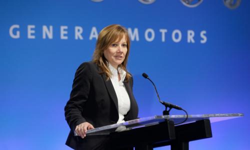 Mary Barra - hạng 4: Mary Barra được bầu chọn vị trí thứ 4 trong danh sách 100 người phụ nữ quyền lực nhất thế giới. Bà là nữ CEO đầu tiên của hãng ô tô nổi tiếng thế giới General Motors từ tháng 1/2014. General Motor dẫn đầu trong báo báo toàn cầu về bình đẳng giới năm 2018, là một trong hai tập đoàn toàn cầu duy nhất không có sự chênh lệch về lương giữa các giới.