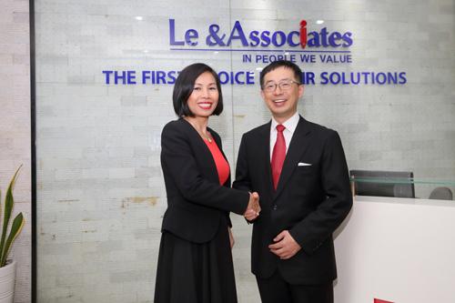 'Cú huých mới' giúp Le & Associates phát triển công nghệ nhân sự
