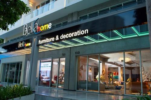 BellaHome - thương hiệu nội thất châu Âu tại Việt Nam