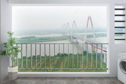 Cơ hội sở hữu căn hộ bên sông Hồng với 150 triệu đồng ban đầu