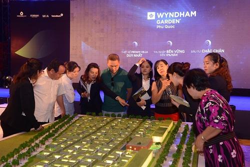 Gần 90% biệt thự Wyndham Garden Phú Quốc đã có chủ
