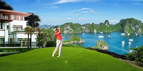 FLC Halong Golf Club lọt Top 3 sân golf đẹp nhất thế giới được bình chọn bởi tạp chí Golf Inc.
