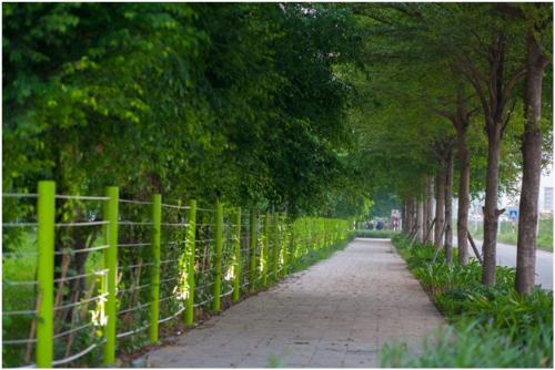 Không gian sống cao cấp trong khu đô thị sinh thái Nam Hà Nội