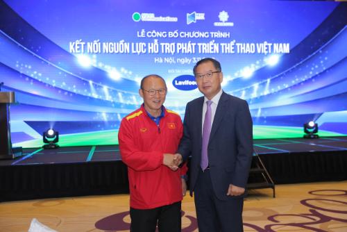 Lavifood muốn lan tỏa cảm hứng thể thao đến nông dân Việt