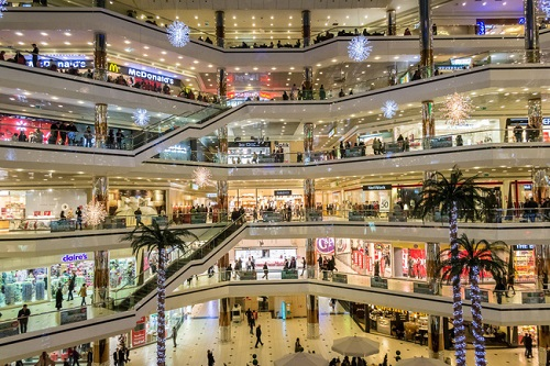 Quốc Cường Gia Lai cất nóc dự án có trung tâm thương mại 40.000 m2