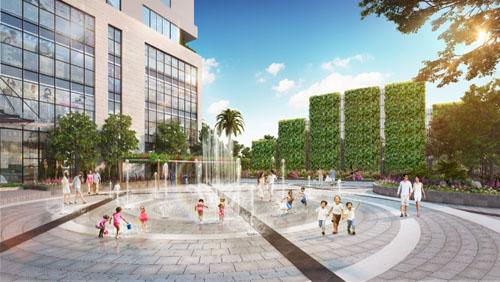 Triết lý tạo dựng không gian xanh tại Rivera Park