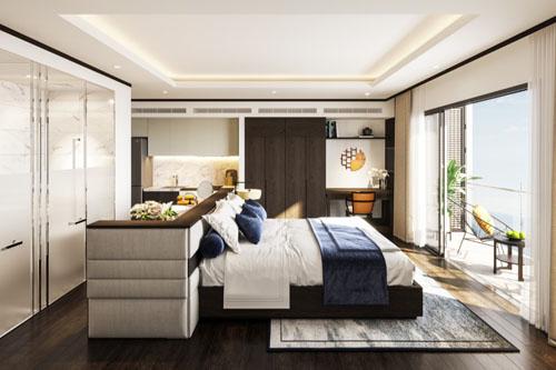 Căn hộ nghỉ dưỡng Best Western Premier Sapphire Ha Long ra mắt giới đầu tư