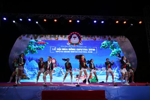 Ciputra tổ chức lễ hội cuối năm cho hàng nghìn cư dân