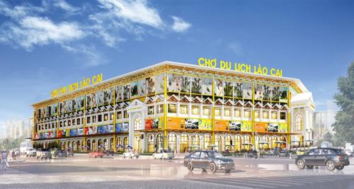 Lào Cai phát triển mô hình chợ du lịch