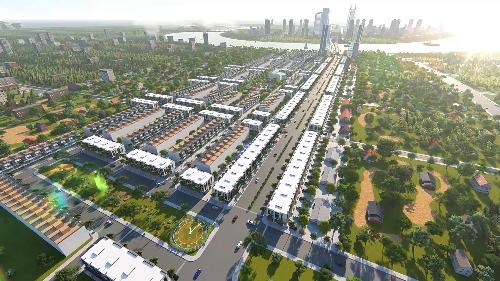 Bách Đạt Riverside sắp ra mắt thị trường Đà Nẵng