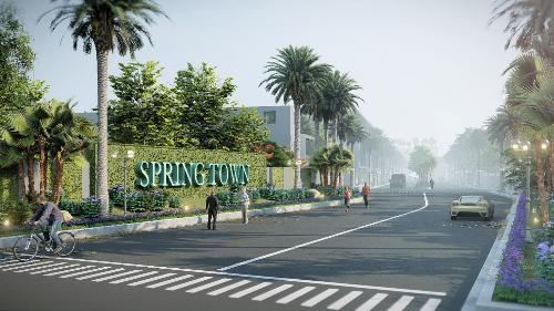 MSH Group ra mắt khu đô thị khép kín The Spring Town Xuân Mai