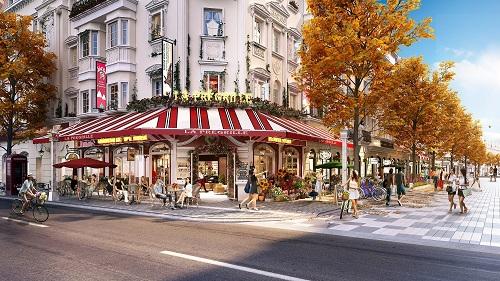 Ra mắt shophouse Europe tại khu phức hợp Sun Plaza Grand World Hạ Long