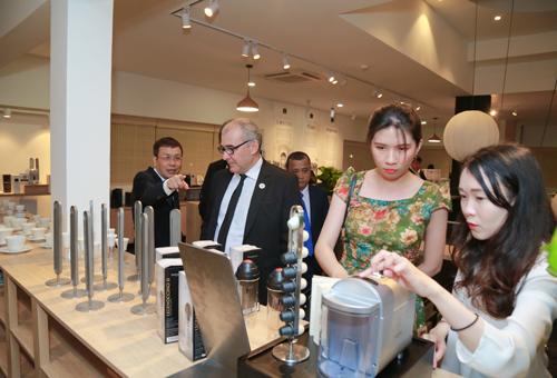 Trung Nguyên Legend ra mắt cà phê viên nén cao cấp